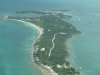 Aerial of Spanish Cay